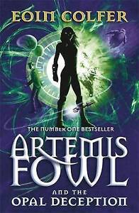 Artemis-Fowl-and-the-Opal-Deception-4-Colfer-Eoin-Very-Good-Book