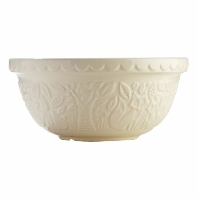 Mason Cash - Into the Forest Fox Cream Mixing Bowl 29cm 4Ltr