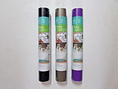 2002681 Home CRICUT Adhesive Backed Vinyl Sampler Pack