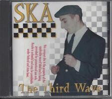 "VARIOUS ARTISTS  ""Ska: The Third Wave""  NEW SEALED PUNK CD---RARE"