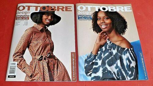 OTTOBRE design 02//2019 Woman Taille 34-52 non lu