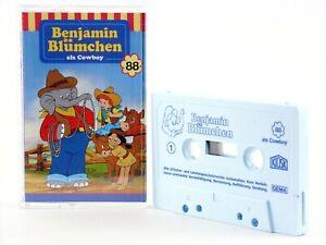 Benjamin-Bluemchen-88-als-Cowboy-KIOSK-Hoerspiel-MC-Kassette