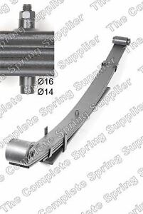 Leaf Spring Mounting Bush Lower Rear FOR HYUNDAI H100 93-/>03 2.5 Diesel P