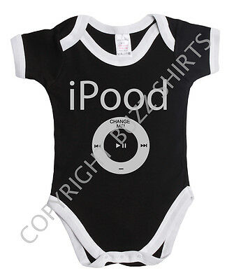 IPOOD Baby Grow Babygrow Vest Boy Or Girl *Sale* ~