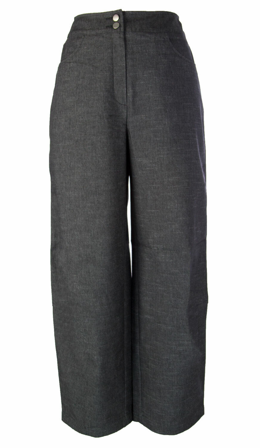 Lunn Damen Benabar Reglisse Dress Pants E102lg616