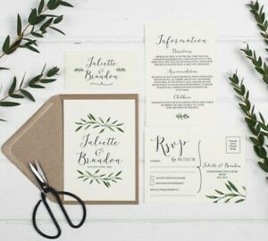 Natural-Woodland-Wedding-Invitation-Set