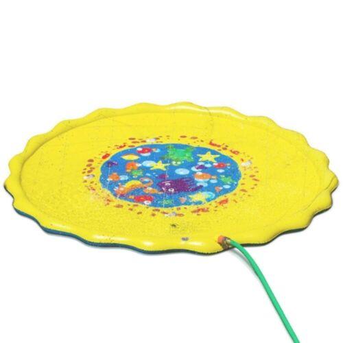 Splash Pad Sprinkler Wasser-Spielmatte Splash Play Matte Sommer Garten Pad Kids