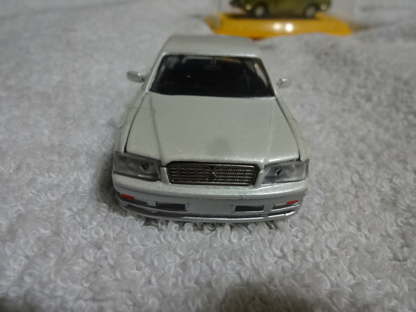 Nissan Cedric 1 43 scale by Mtech Made in Japan Japan Japan very near mint rare 679e10