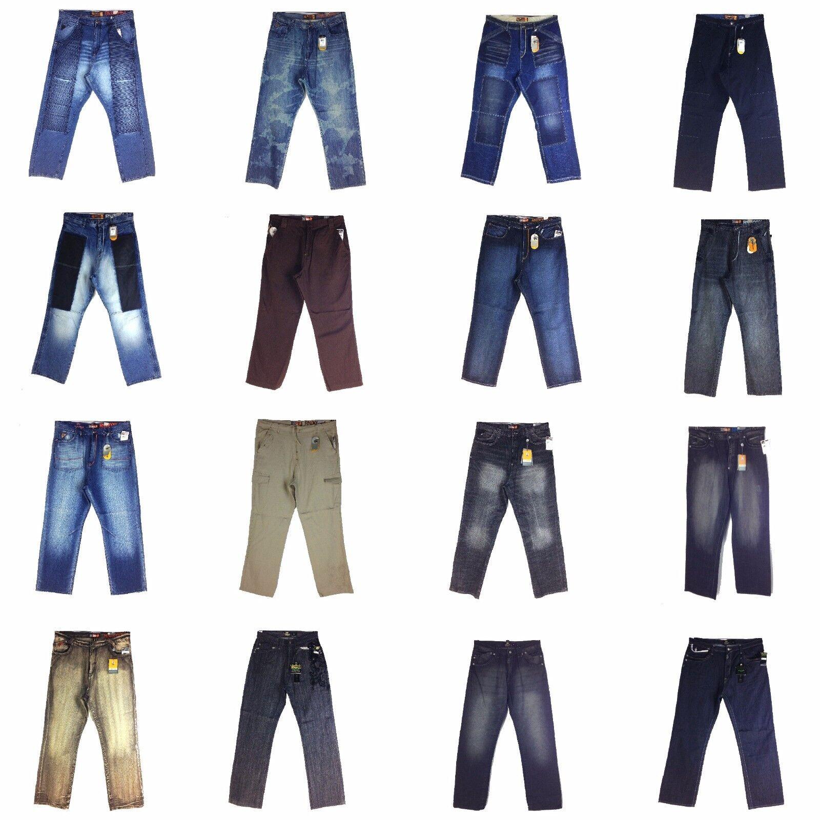 AKADEMIKS, Designer Collection, Vintage Men's Assorted Styles Group [1]