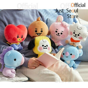 Official BTS BT21 Baby Sitting Plush Toy Doll 20cm+Freebie+Tracking Authentic MD