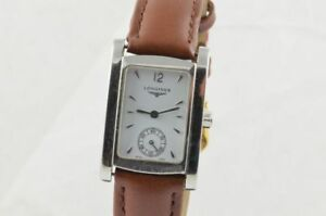 f796dc36278 Longines Dolce Medium Vita Women s Watch Quartz Steel 0 7 8in x 1 3 ...