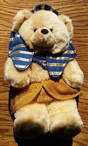 RARE Kathy Robinson Egyption Desert Pharaoh Teddy Bear Plush Stuffed Doll Toy