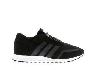 Détails sur Adidas originals los angeles homme baskets la chaussures BA8416 noir afficher le titre d'origine