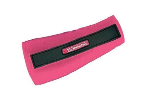 Bohning Armschutz Slip on Sportbogen S-XL Bogenschiessen pink f girl