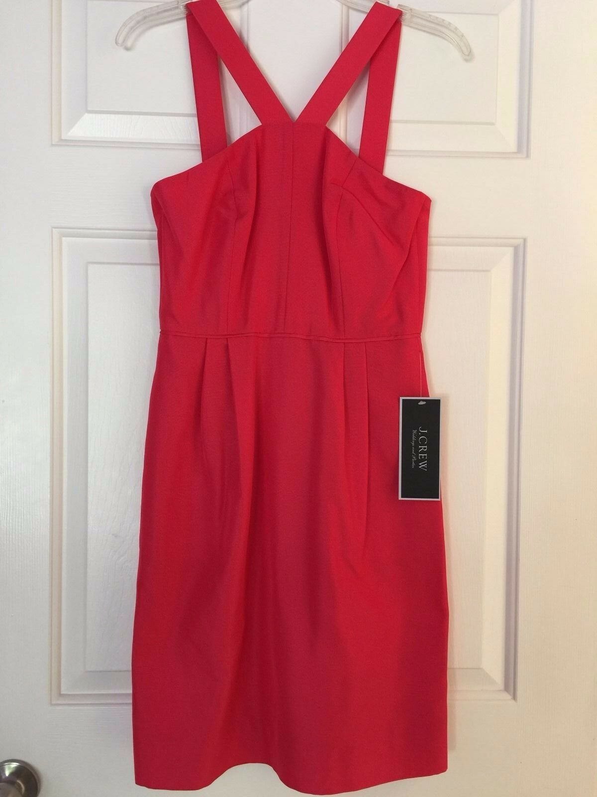 NWT J.Crew 'Lexie' Dress, size 0