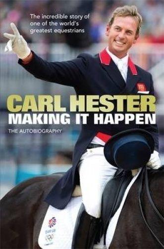 1 of 1 - Making it Happen: The Autobiography by Bernadette Hewitt (Hardback), LIKE NEW
