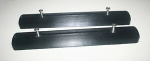 Pair of International Harvester IH Scout 80 800 Rear Seat Arm Rests