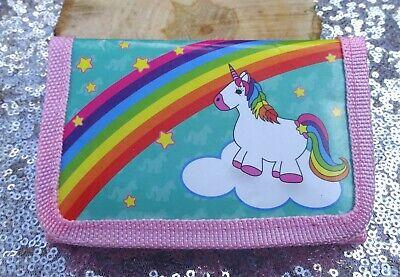 GüNstig Einkaufen Süße Einhorn Geldbörse Für Mädchen Pink Portemonnaie