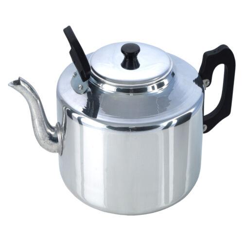 Pendeford Traditionell Teekanne 1.4L Traditionell Altmodisch Aluminium Teekanne