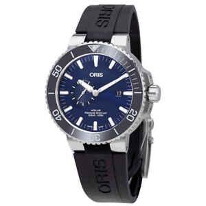 11c1755ccb797 Oris Aquis Automatic Blue Dial Men s Watch 01 743 7733 4135-07 4 24 ...