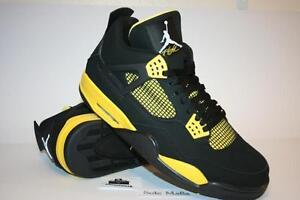 premium selection 43e13 66f5c Image is loading DS-New-Nike-Air-Jordan-IV-4-Retro-