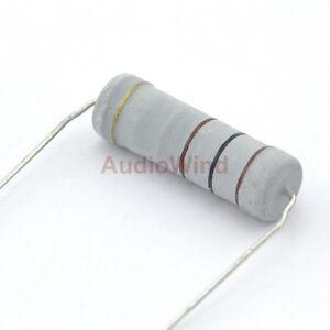 100-Ohm-Metal-Oxide-Film-Resistors-5W-5-Watts-x5PCS
