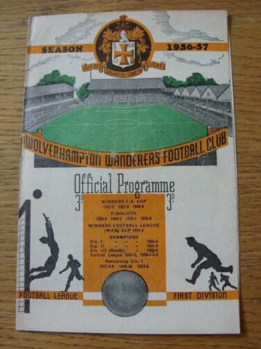 29091956 Wolverhampton Wanderers v Birmingham City team change, faint rusty