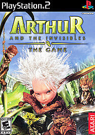 Arthur And The Invisibles Sony Playstation 2 2007 For Sale Online Ebay