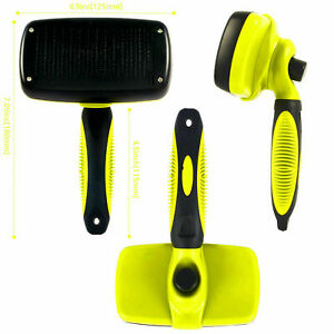 Professional-Pet-Grooming-Slicker-Brush-Dog-Cat-Hair-Fur-Remover-Easy-Cleaning