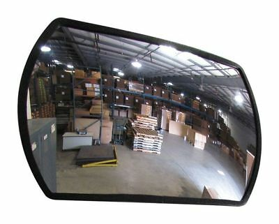 Zoro Select Srtabs-18x26 Outdoor Convex Mirror,18x26 In With The Best Service Tools & Workshop Equipment Safety & Protective Gear