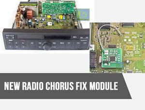 New Radio Chorus Audi Audio Volume Fix module - Easy Assembly