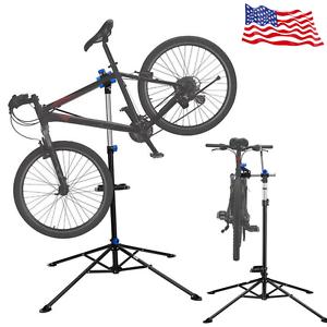Bike Cycle Mechanic Adjustable Workstand Rack  Bicycle Maintenance Repair Stand