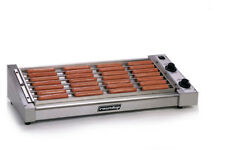 Aj Antunes Roundup Hot Dog Roller Grill Machine Holds 50 Hot Dogs 120v