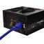 environ 1.22 m C14//C13-4 Ft bleu IEC 320 Cordon d/'alimentation 10A//250V 18 AWG-Iron Box #IBX-2817