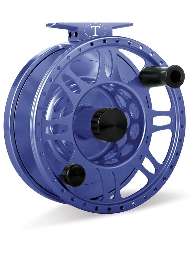 NEW TIBOR EVERGLADES blu  7/8/9 FLY REEL FISHING REEL FLY FREE  100 LINE, SHIPPING ffac08