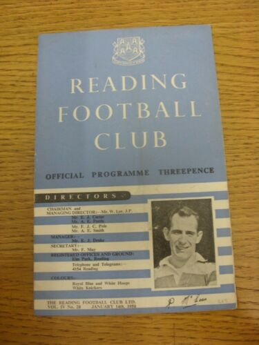 14011950 Reading Reserves v Fulham Reserves folded. Thanks for viewing this