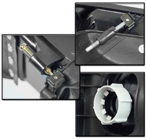 99 00 01 DODGE RAM 1500 SPORT PICKUP TRUCK HEADLIGHT W//CORNER TURN SIGNAL CHROME