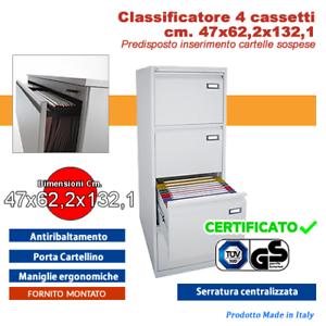 Classificatore-cassettiera-4-cassetti-per-60-cartelle-sospese-ufficio