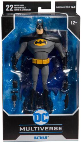BATMAN SERIE ANIMATA 6 pollici DC Multiverso McFarlane Figura