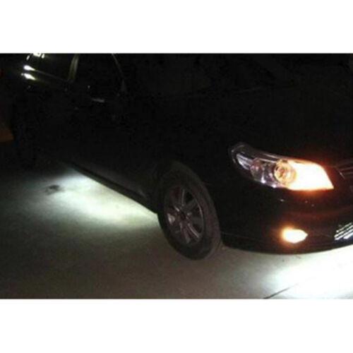 4pcs CREE 9W LED Rock Light SUV ATV Offroad Blue Under Trail Rig Light Ford UTE