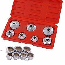 Neilsen Oil Filter Socket set 24mm, 27mm, 29mm, 30mm, 32mm, 36mm, 38mm 4280