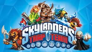 Skylanders-Trap-Team-Fallen-Traps-Skylander-Figures-zur-Auswahl