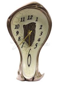 Home Accent. Art Nouveau Melting Clock 8388