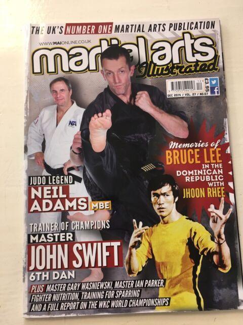 Arti MARZIALI illustrato, 2013-2014 Bruce Lee, VOL 26 e 27