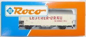 ROCO-46236-DB-Bierwagen-Kuehlwagen-Lederer-Braeu-Spur-H0-OVP
