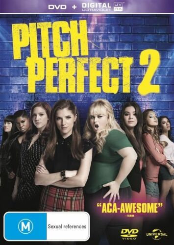 1 of 1 - Pitch Perfect 2 (DVD, 2015) NEW R4