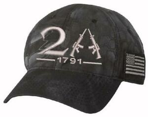 2nd Amendment 1791 Kryptek Typhon Hat