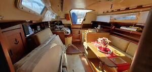 1981 Sparkman and Stephens Catalina 38 Ocean Capable Global Cruiser