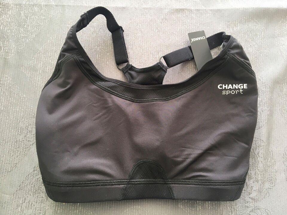 Løbetøj, Sports BH, Change