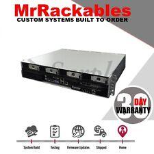 2U Rackable Server S5000PSL Intel Xeon 2x L5420 Quad Core 32GB RAM 250GB SATA